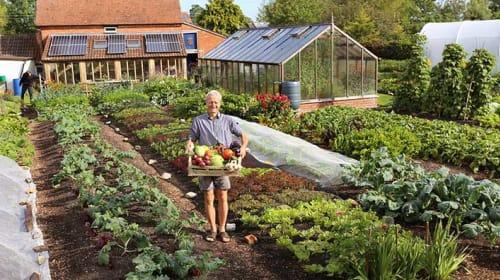 Practical Magic: Garden Abundance with Charles Dowding