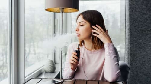 How Comfortable Do You Feel With Vaping CBD In Public Places?