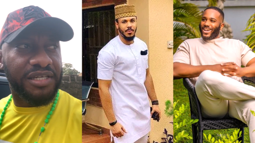 Actor Yul Edochie Hauls Major INSULTS At BBNaija's Ozo, Praises Kiddwaya (Photos).