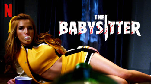 A Film Addict Reviews! The Babysitter