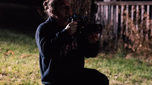 """An Interview With Adam Kirkey, Director of the Short Horror Film """"Getting Away"""""""