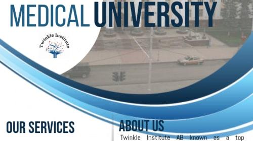 Bashkir State Medical University 2020-21 Twinkle InstituteAB