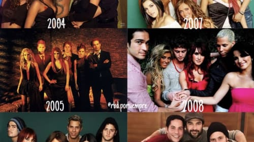 RBD: The Mexican Latin Pop Group