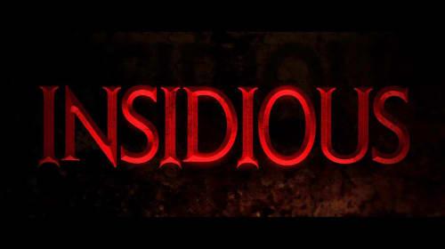 Insidious, a movie review
