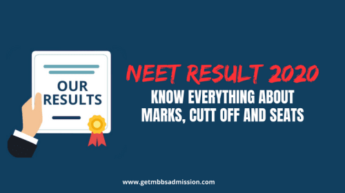 When NEET Result 2020 will be announced, Know Everything about Marks, Cutt off and Seats