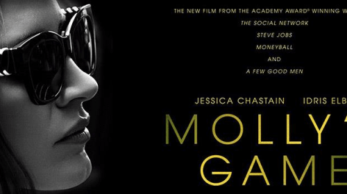 A Film Addict Reviews! Molly's Game