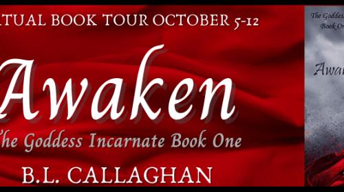Awaken : The Goddess Incarnate  Book One by B.L. Callaghan