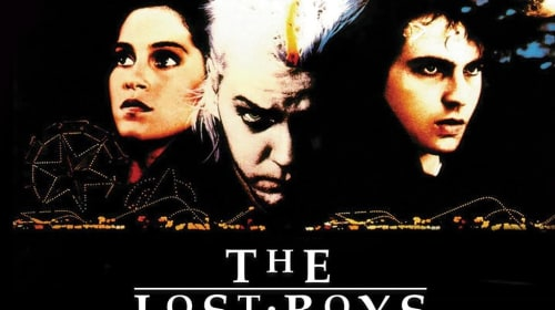 The Lost Boys - 1987                     A film review
