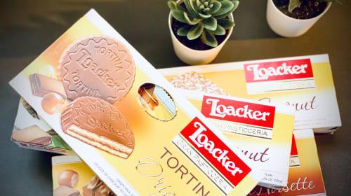 Italy's Loacker Chocolates