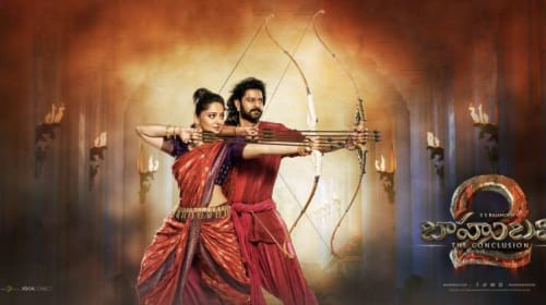 A Film Addict Reviews! Baahubali 2: The Conclusion