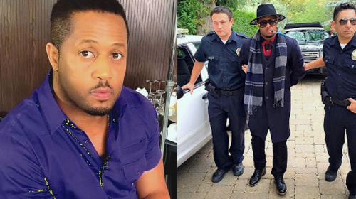 Actor Mike Ezuruonye Finally Talks About Getting ARRESTED in London Over 3 Million Naira Fraud.