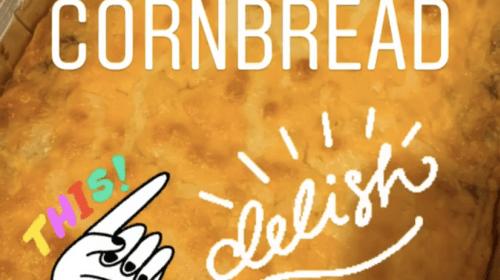 If Mexican Cornbread was a spirit animal!