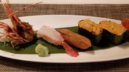 My Love for Sushi and Chirashi Don