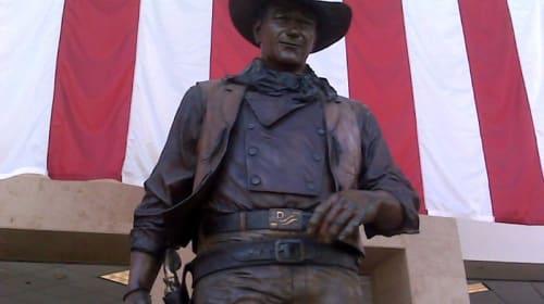 John Wayne and World War II