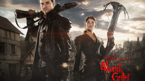 A Film Addict Reviews! Hansel and Gretel: Witch Hunters