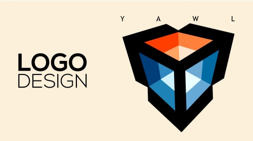 What is the characteristic of a good and professional logo?