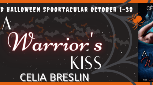 A Warrior's Kiss:The Cupid Dating Agency by Celia Breslin