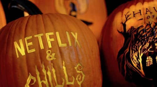 Get your Spooky Binge On