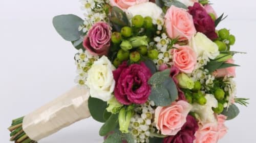 Wedding Bouquets to Add More Elegance to the Bride