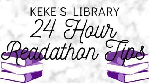 24 Hour Readathon Tips