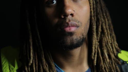 LoFi Hip Hop artist Kompound