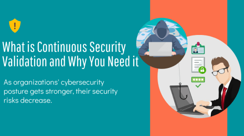 What is Continuous Security Validation and Why You Need it