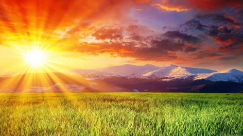 Awake At Sunrise