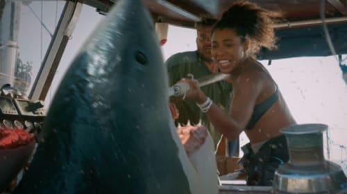 6-Headed Shark Attack Movie Review