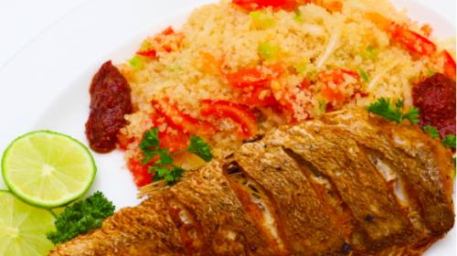 A West African Dream Cuisine