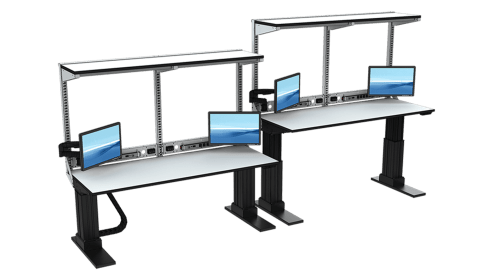 Height-Adjustable Workbenches for the Manufacturing Industry