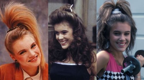 80s Hairstyles - Getting the Right Ones