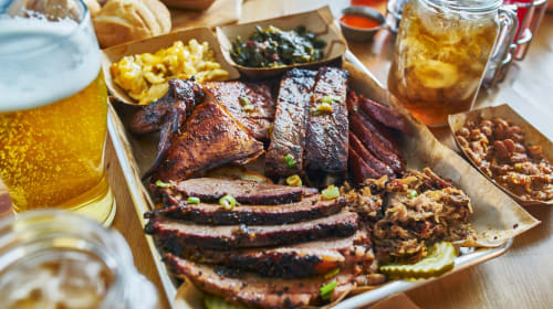 Food Culture in Houston Texas