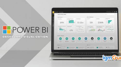 Power BI Dashboard – Next Level Visualisation