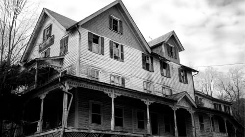 The Haunted House on 7th Street