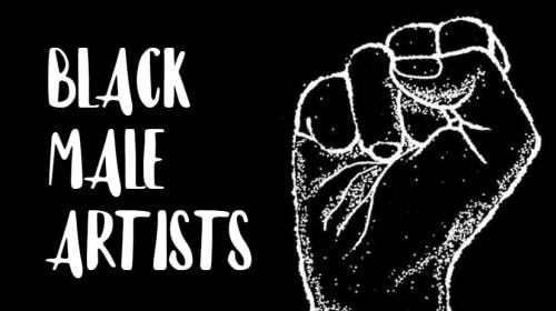 Black History Month: Black Male Artists