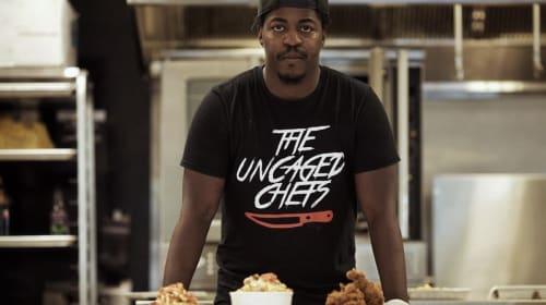Chef Damian Brown