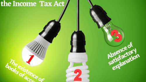 Section 68 Of Income Tax Act-Unexplained Black Money?
