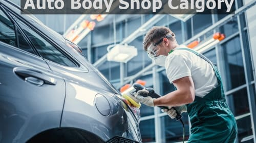 Auto Body Shop Calgary