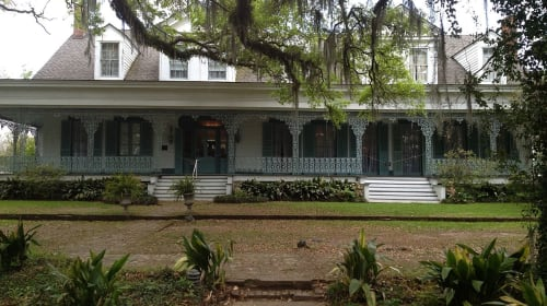 The Ghosts of Louisiana