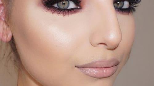 Pretty Makeup Look