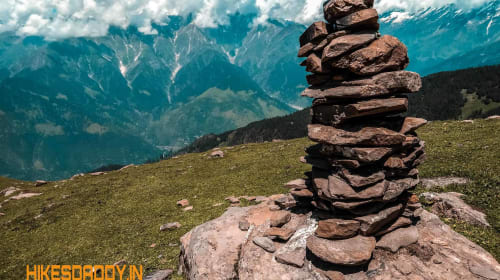 Bhrigu Lake trek : The shortest trek in Manali