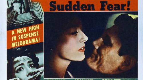 """A Filmmaker's Review: """"Sudden Fear"""" (1952)"""