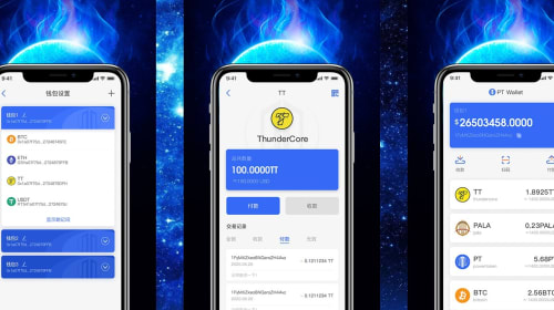 PT Wallet has officially launched, and PT Public Chain has set sail