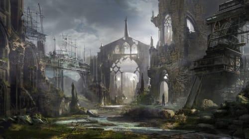 Ruins of Valyndhel