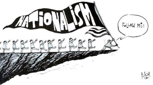 Patriot or nationalist?