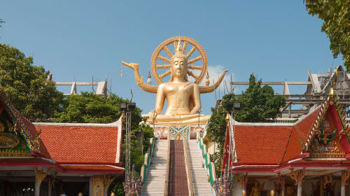 How to spend one week in Koh Samui Thailand