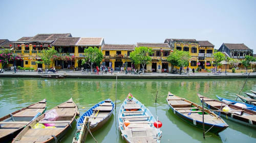How to spend a vacation in Hoi An with children