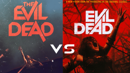 'Evil Dead' - Original Vs. Remake