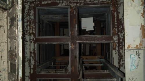 A Haunted Asylum