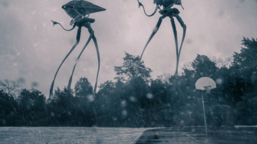 A World at War and War of the Worlds